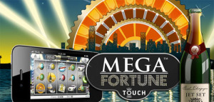 Mega Fortune Touch Jackpot