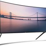 TV samsung UN105S9 incurve 105 pouces 4k Ultra HD OLED