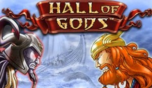 Hall of Gods Machine a sous Netent