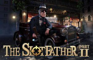 The Slotfather 2 machine a sous Betsoft jeux de casino france