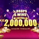 drops wins pragmatic play promotion 2 000 000 euros casino en ligne